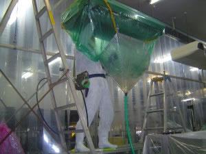 エアコン洗浄画像1