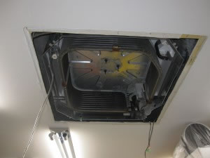 エアコン洗浄画像2